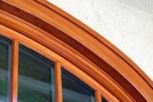 Revitalizing custom-built, luxury, wood-framed windows