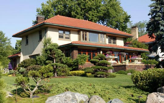 Our Minneapolis House Painters transformed this Lake of the Isles home Into a showcase