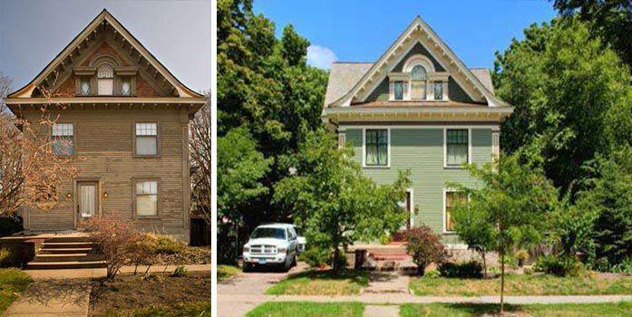 Minneapolis Victorian home painting contractors