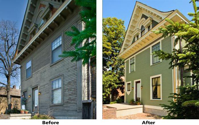 Preparing Your Victorian Home's Surfaces for Painting