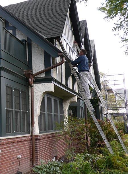 Painting Your Home Protects Your Home - Exterior Painting Protects Your Home