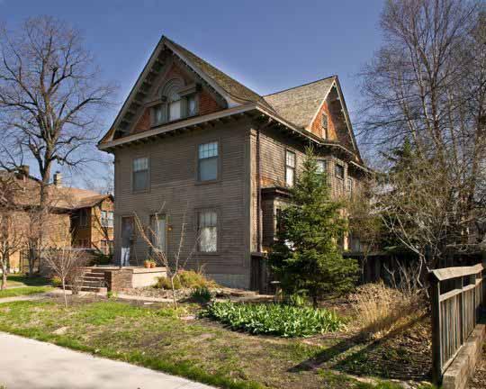 Renovating a Minneapolis historic home envelope