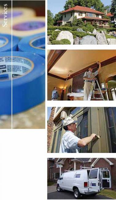 Twin Cities painting services for luxury homes