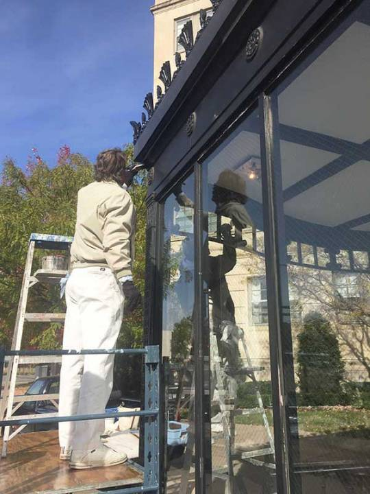 Ongoing Groveland Historic Building Renovations and Upkeep